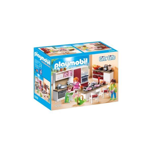PLAYMOBIL® Grosse Familienküche