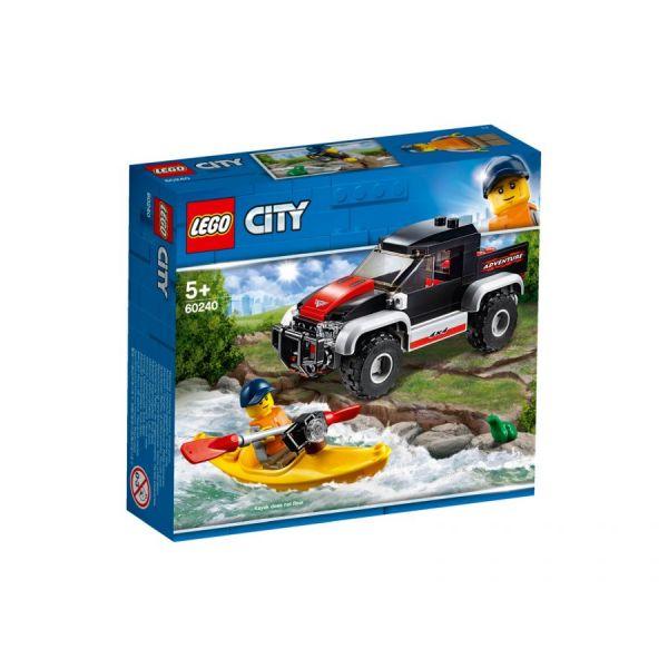 LEGO® City Kajak Abenteuer