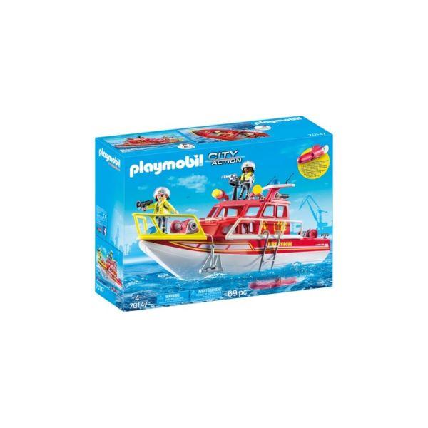 PLAYMOBIL® Feuerlöschboot