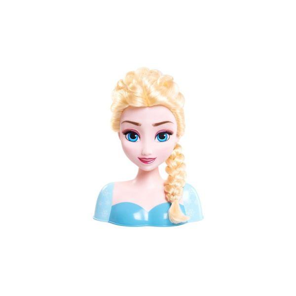 Disney Frozen Stylingkopf Elsa mit Zubehör