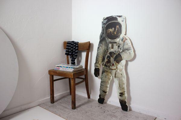 Aufsteller Astronaut klein