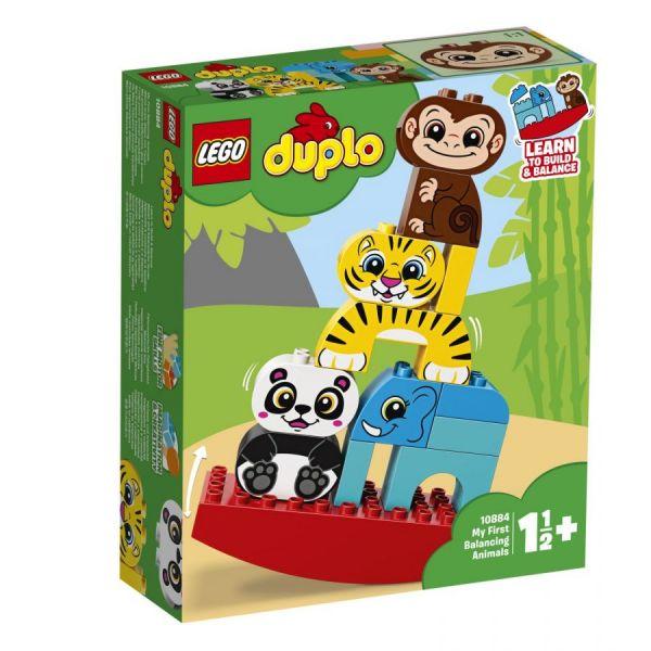 LEGO® Duplo Meine erste Wippe mit Tieren