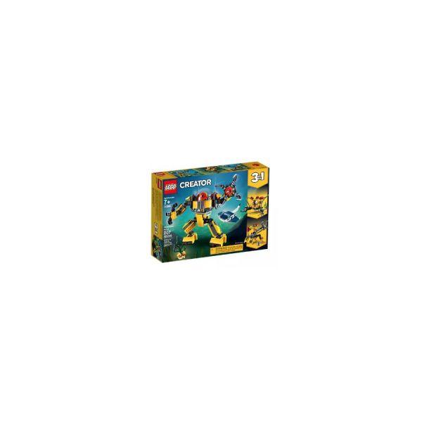 LEGO® Creator Unterwasser-Roboter