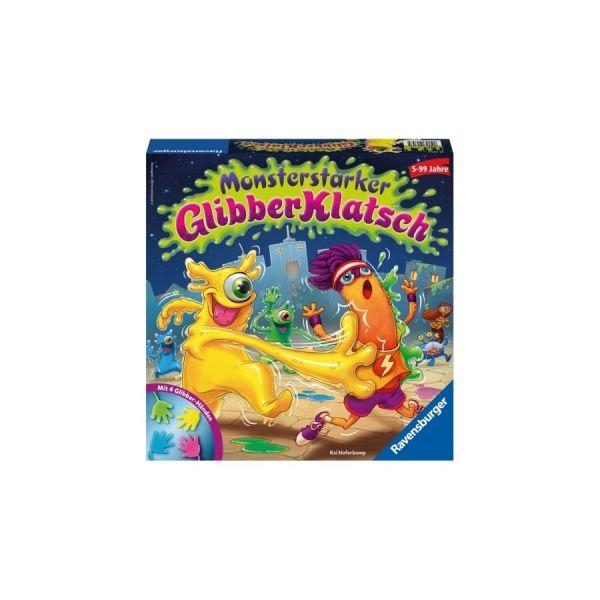 Monsterstarker Glibber-Klatsch