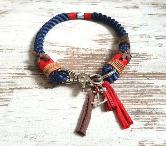 Halsband ★Nordlicht★ My Marine