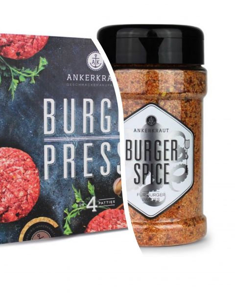 Ankerkraut Burger Set