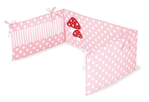 Nestchen für Kinderbetten Glückspilz