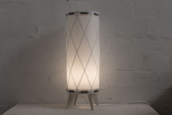 Stehlampe groß