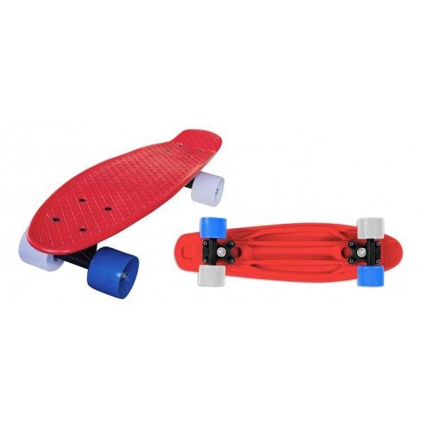 Street Surfing Skateboard fizz board red