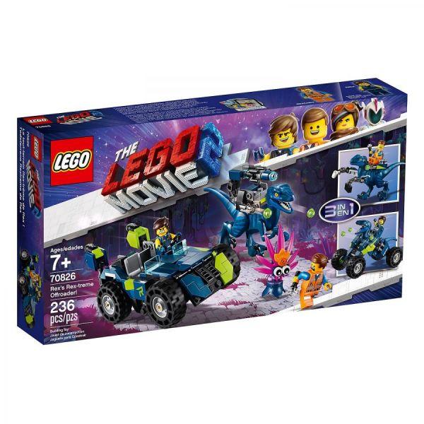 "LEGO® Movie 2 ""Rextremes"" Offroad Fahrzeug"