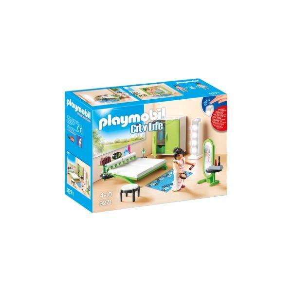 PLAYMOBIL® Schlafzimmer