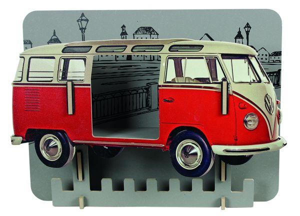 VW T1 Garderobe