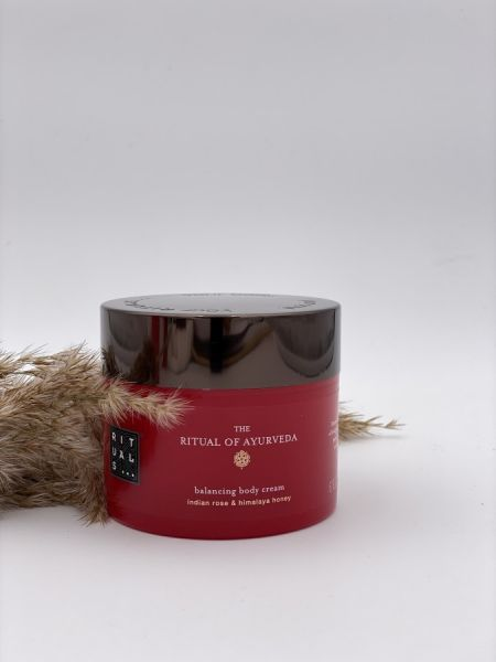THE RITUAL Ayurveda Body Cream