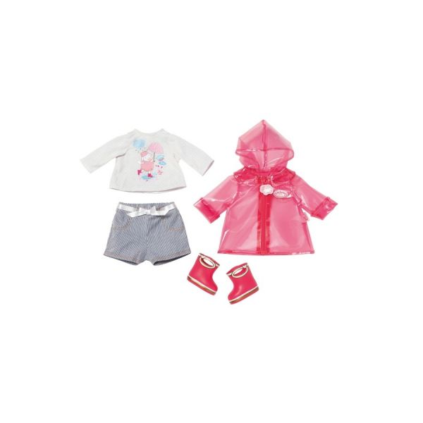 Baby Annabell Deluxe Regenspaß