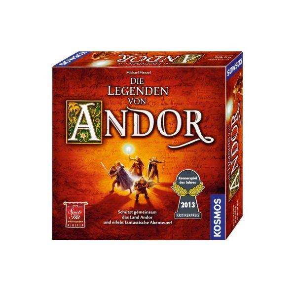 Die Legenden Von Andor Kennerspiel des Jahres 2014 FH