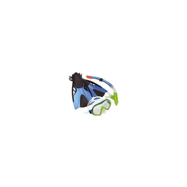 Schnorchelset Cayman, 3tlg. Gr. S/M