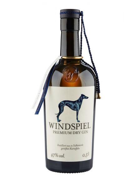 Windspiel Premium Dry Gin 47% vol. 0,5 Liter