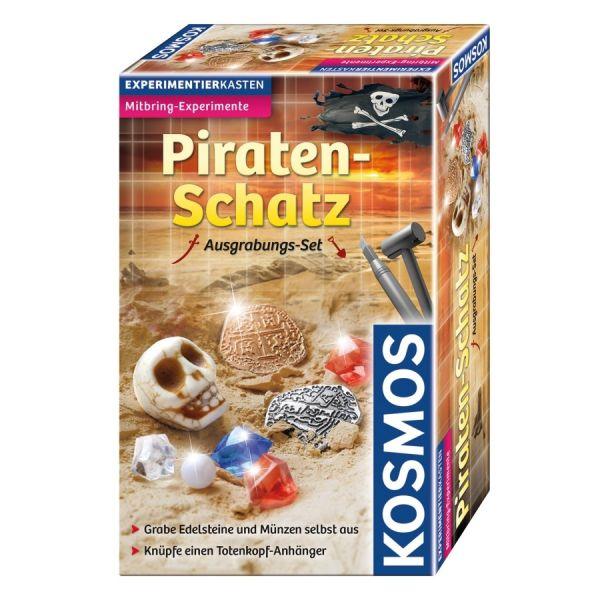 Piraten-Schatz Mitbringexperimente