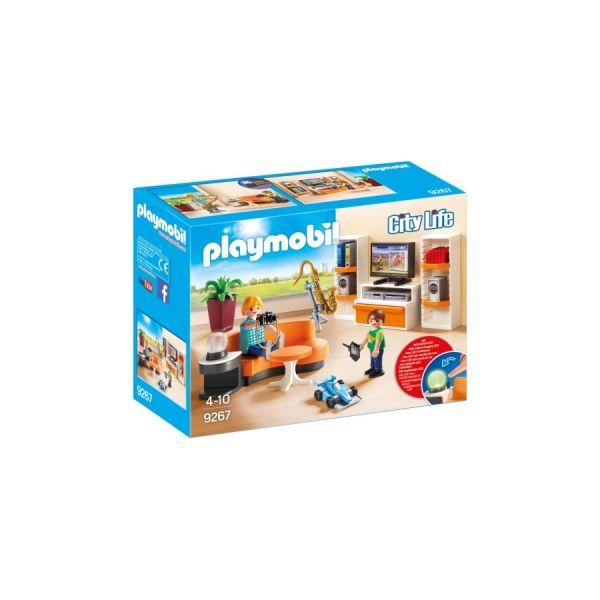 PLAYMOBIL® Wohnzimmer