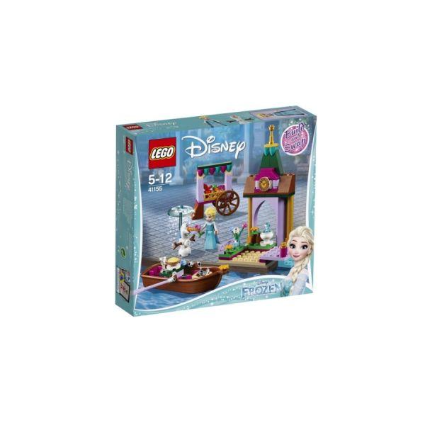 LEGO® Elsas Abenteuer auf dem Markt Disney Princess Frozen