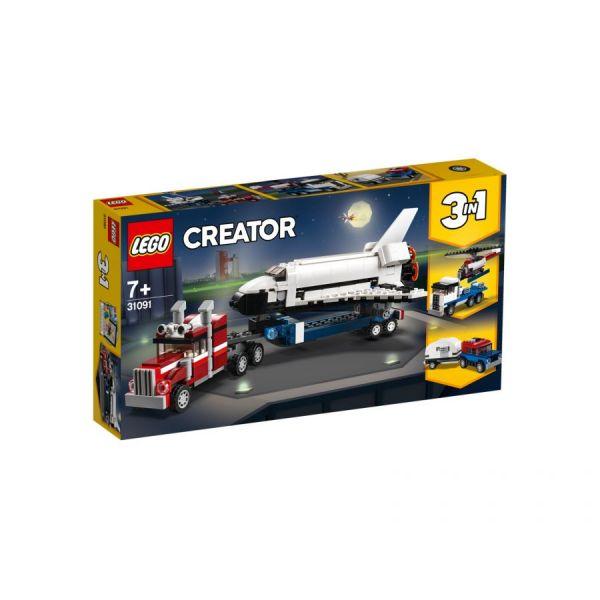 LEGO® Creator Transporter für Space Shuttle