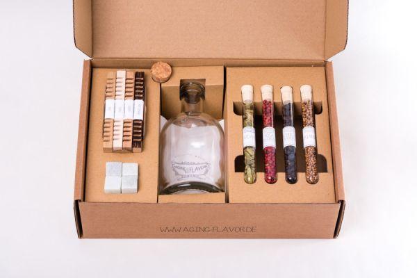Aging & Flavor Premium Gin Box