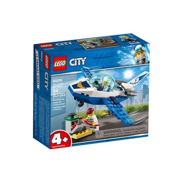 LEGO® City Polizei Flugzeugpatrouille