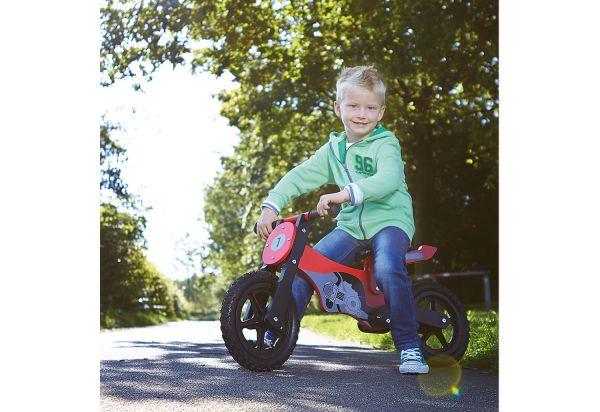 Laufrad 'Motorrad Mika'