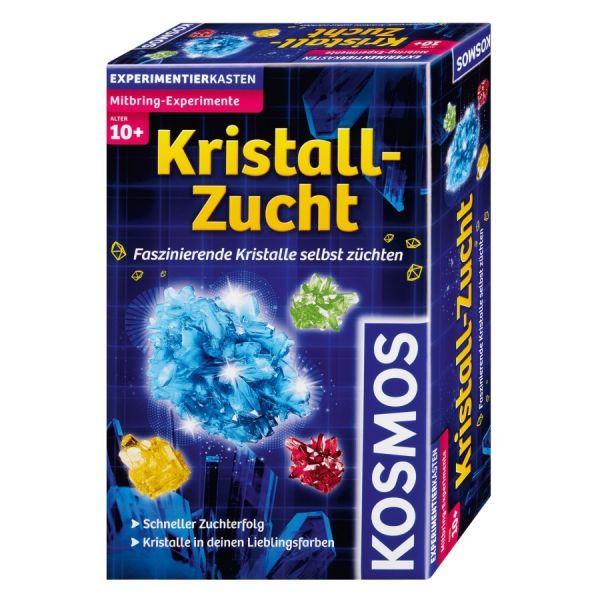 Mitbringexperiment Kristall-Zucht