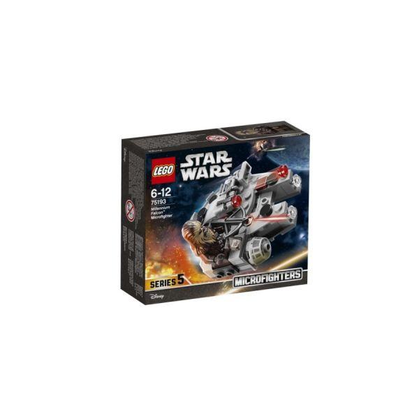 Star Wars Microfighter Millennium Falcon