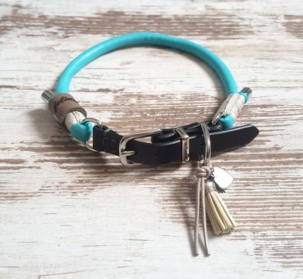 Halsband Pomp *Blue Elody*