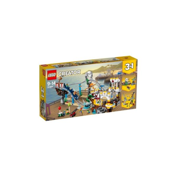 LEGO® Creator Piraten-Achterbahn