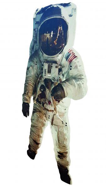 Aufsteller Astronaut groß