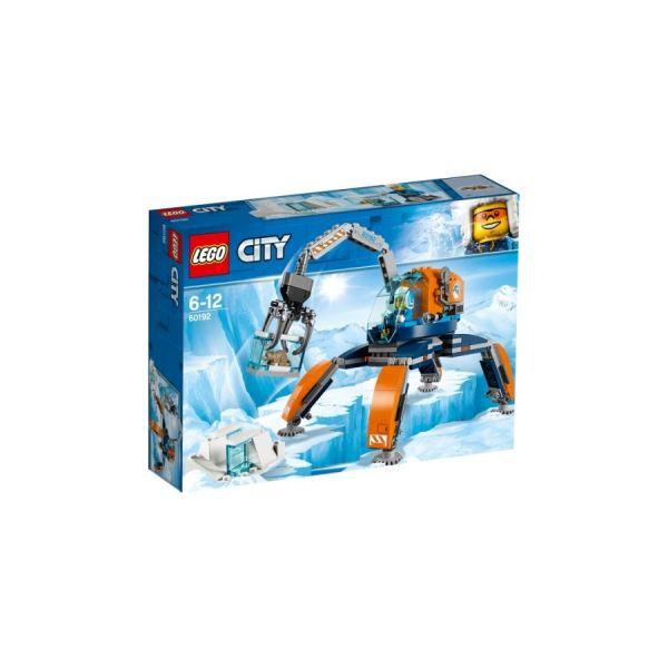 LEGO® City Arktis-Eiskran auf Stelz