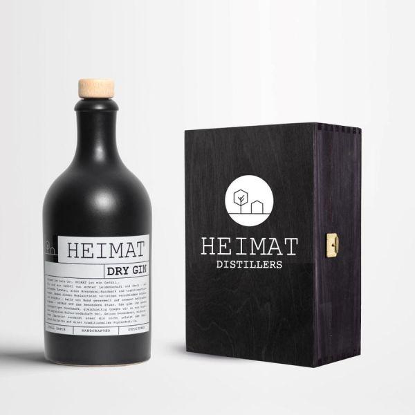 HEIMAT Dry Gin Geschenkbox