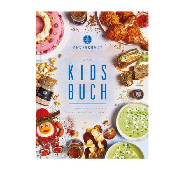 Ankerkraut - Das Kids Kochbuch