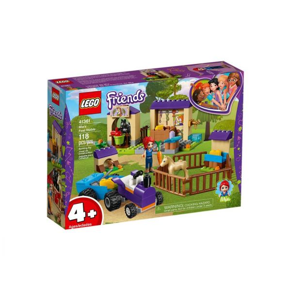 LEGO® Friends Mias Fohlenstall