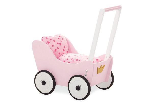 Puppenwagen 'Prinzessin Lea'