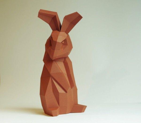 Scheues Kaninchen