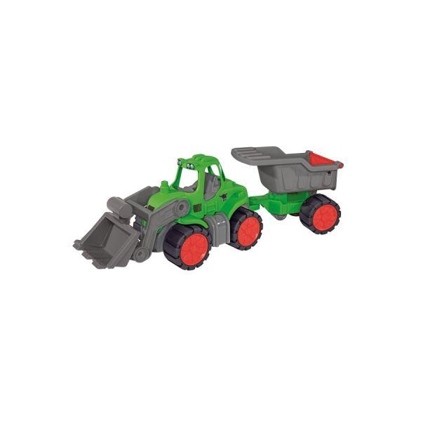 Big-Power-Traktor Muldenkippe
