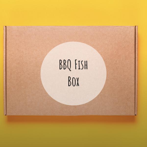 BBQ Fisch Box