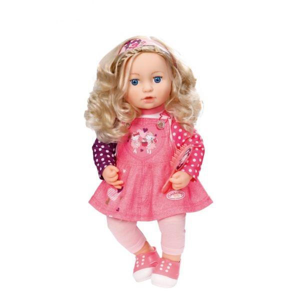Baby Annabell Sophia so Soft, blonde Haare