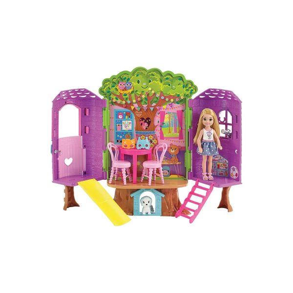 Barbie Chelsea Baumhaus Spielset