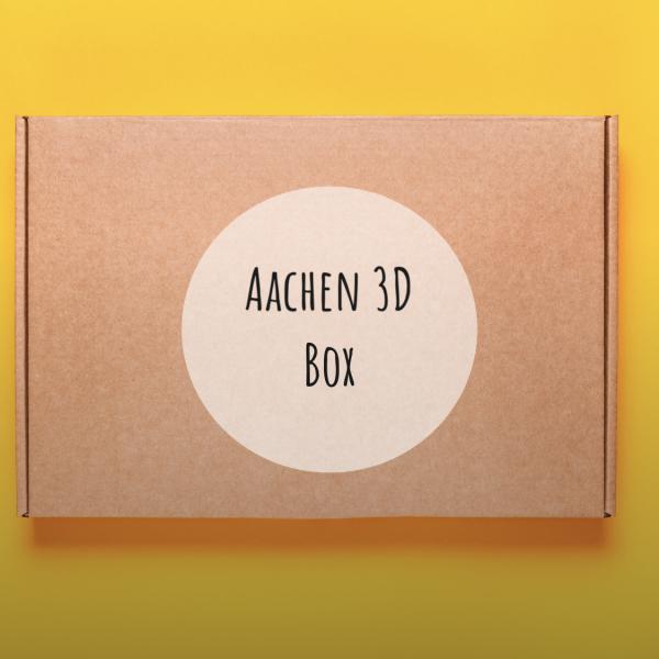 Aachen 3D Box