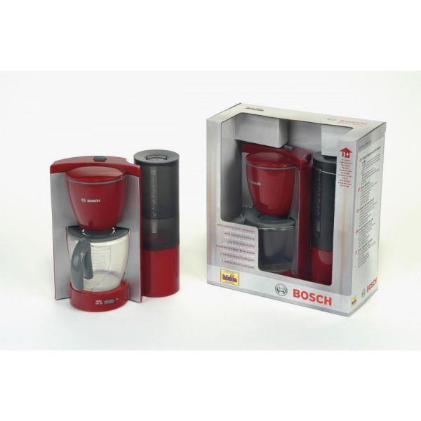 Bosch Kaffeemaschine rot/grau
