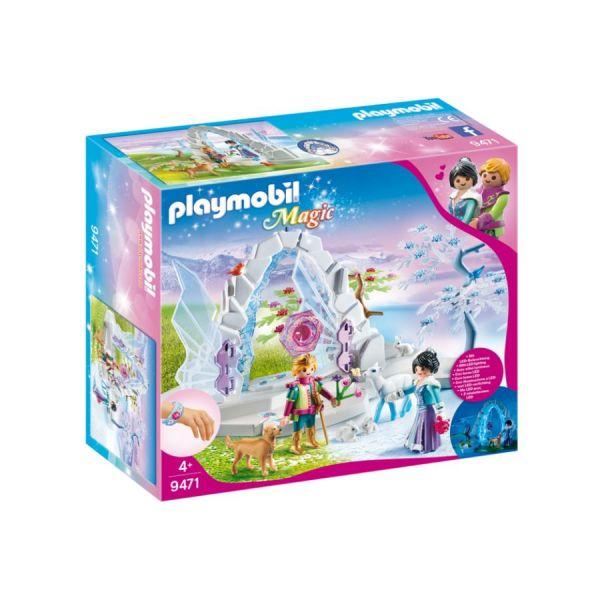 PLAYMOBIL® Kristalltor zur Winterwelt