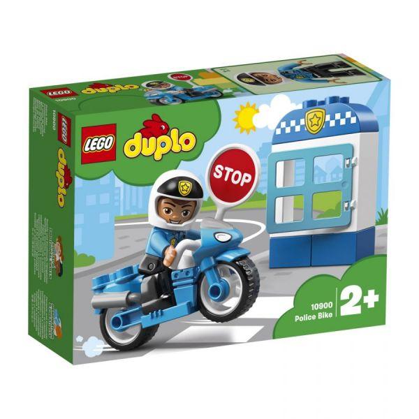 LEGO® Duplo Polizeimotorrad