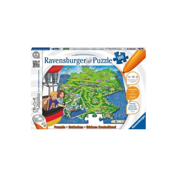 Puzzlen, Entdecken, Erleben: Deutschland