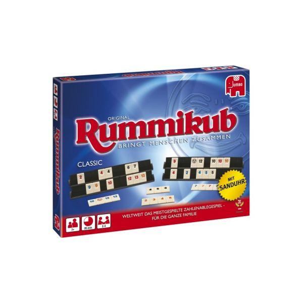 Rummikub Classic Familie inkl. Sanduhr