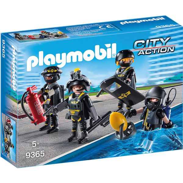 PLAYMOBIL® SEK-Team
